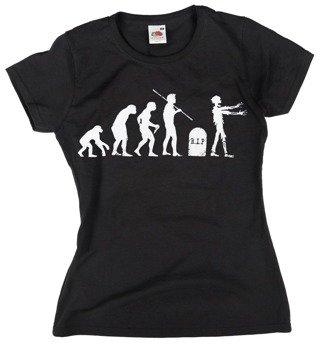 bluzka damska ZOMBIE EVOLUTION