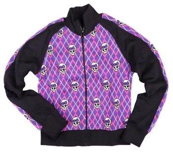 bluzo sweter damski SKULLS & DIAMONDS