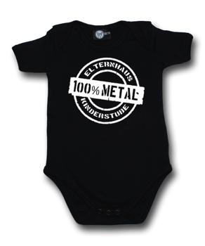 body dziecięce ELTERNHAUS: 100% METAL
