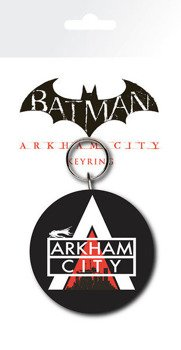 brelok BATMAN: ARKHAM CITY - LOGO