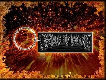 brelok CRADLE OF FILTH - LOGO