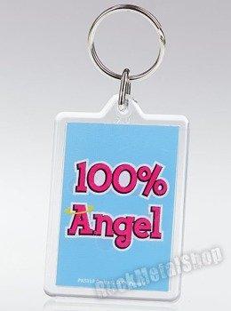 brelok do kluczy 100% ANGEL