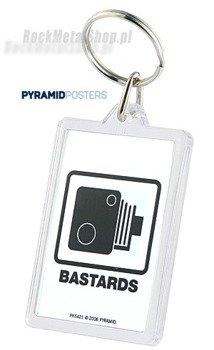 brelok do kluczy BASTARDS (SPEED CAMERA) (PK5421)
