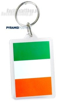 brelok do kluczy FLAG - IRELAND (PK8546)