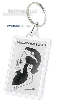brelok do kluczy WHAT'S ON A MAN 'S MIND (PK7050)