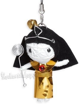 brelok laleczka VOODOO DOLL - QUEEN OF EGYPT