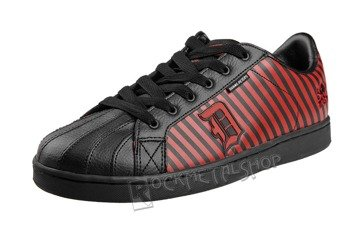 buty DRAVEN - DUANE PETERS DISASTER black/red (MC1602)