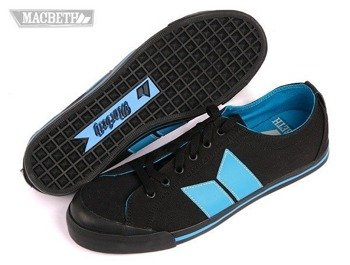 buty MACBETH - ELIOT (BLACK/TEAL) 09'