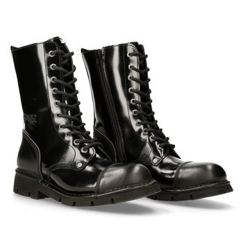 buty NEW ROCK TIMBER NEGRO PLANING NEGRO SIN [NEWMILI10-S1]