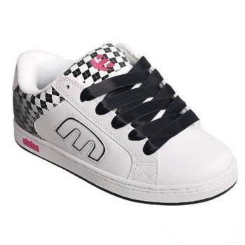 buty damskie Etnies - DIGIT (WHITE/GREY/BLACK)