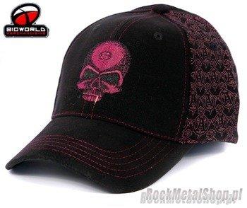 czapka ALCHEMY GOTHIC SKULL