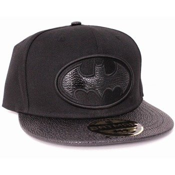 czapka BATMAN - LEATHER SYMBOL
