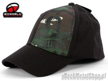 czapka GREEN DAY brąz