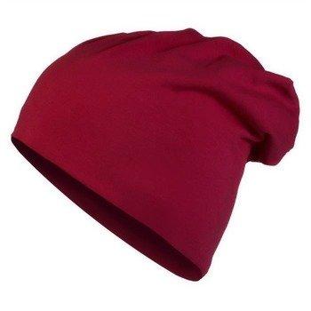 czapka MASTERDIS - JERSEY BEANIE maroon