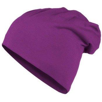 czapka MASTERDIS - JERSEY BEANIE purple