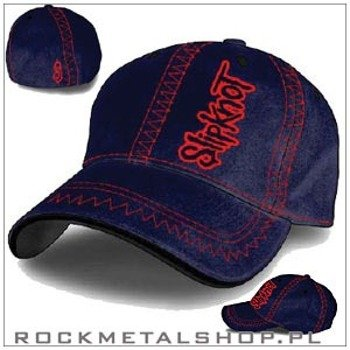 czapka SLIPKNOT Zig-Zag Flex Cap