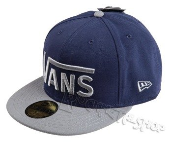 czapka VANS - DROP V NEW ERA BLUE DEPH