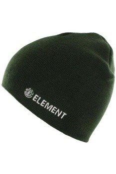 czapka zimowa ELEMENT - TONAL (CANTEEN GREEN)