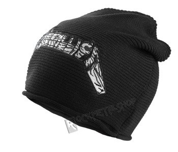czapka zimowa METALLICA - MASTER LOGO