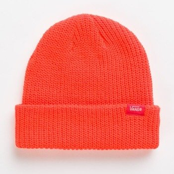 czapka zimowa VANS - CORE BASICS HUNTER ORANGE