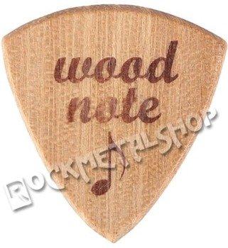 drewniana kostka do gitary WOODNOTE Jazz Shield - AKACJA