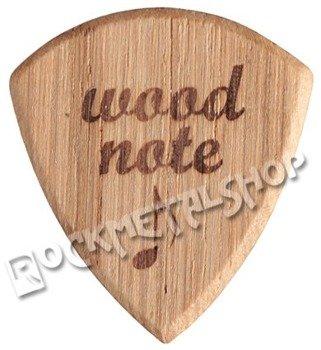 drewniana kostka do gitary WOODNOTE Tinyshield - DĄB