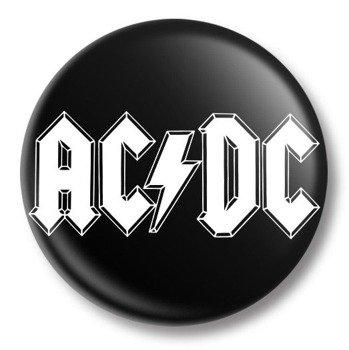 duży kapsel AC/DC