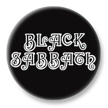 duży kapsel BLACK SABBATH - LOGO