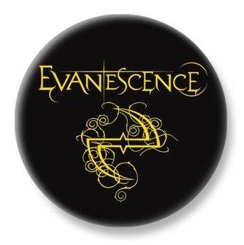 duży kapsel EVANESCENCE - LOGO