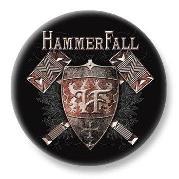 duży kapsel HAMMERFALL - SHIELD