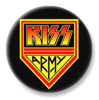 duży kapsel KISS - ARMY