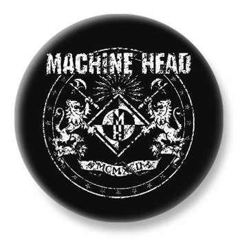 duży kapsel MACHINE HEAD - CREST