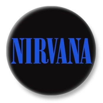 duży kapsel NIRVANA - BLUE LOGO