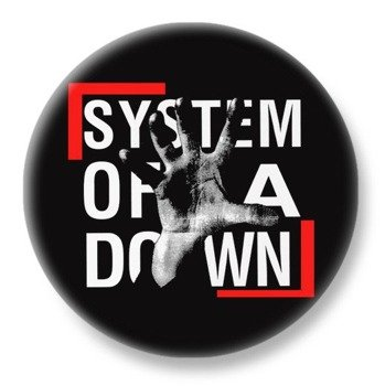 duży kapsel SYSTEM OF A DOWN