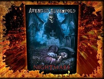 ekran AVENGED SEVENFOLD - NIGHTMARE