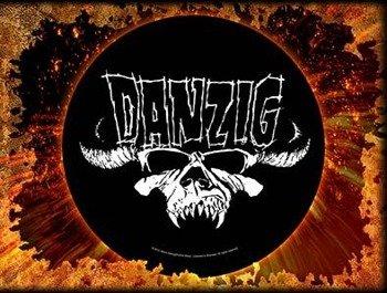 ekran DANZIG - CLASSIC SKULL