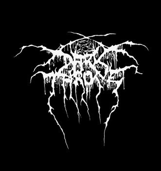 ekran DARKTHRONE - LOGO