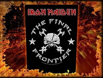 ekran IRON MAIDEN - THE FINAL FRONTIER