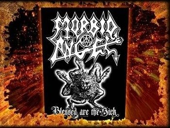 ekran MORBID ANGEL - BLESSED ARE THE SICK