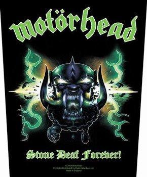 ekran MOTORHEAD - STONE DEAF FOREVER