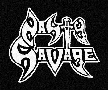 ekran NASTY SAVAGE - LOGO