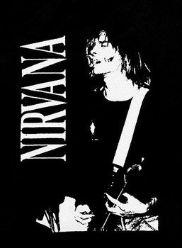 ekran NIRVANA - COBAIN LIVE