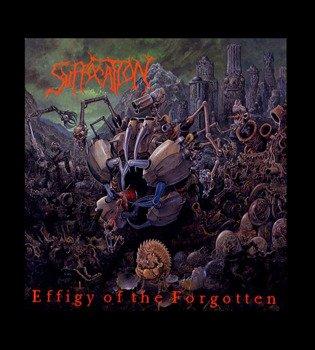 ekran SUFFOCATION - EFFIGY OF THE FORGOTTEN