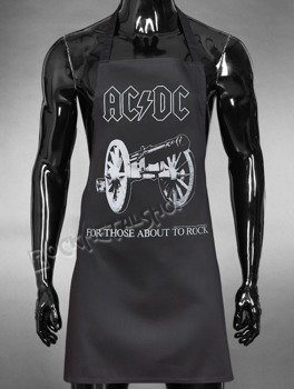 fartuch AC/DC - FOR THOSE ABOUT ROCK