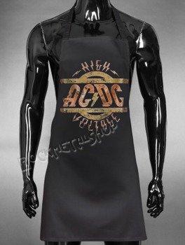 fartuch AC/DC - HIGH VOLTAGE
