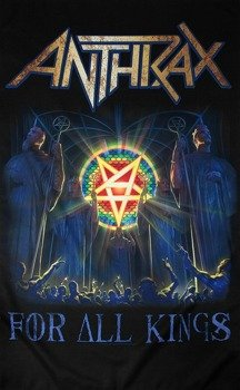flaga ANTHRAX - FOR ALL KINGS