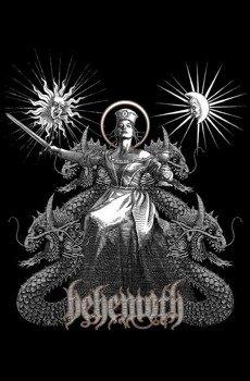 flaga BEHEMOTH - EVANGELION