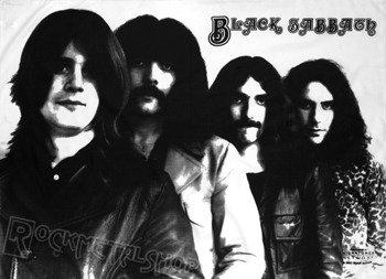 flaga BLACK SABBATH