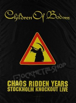 flaga CHILDREN OF BODOM - CHAOS