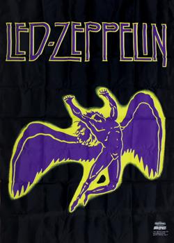 flaga LED ZEPPELIN